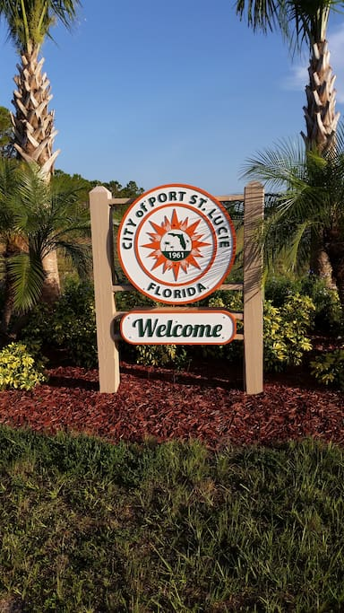 Welcome to Port St Lucie