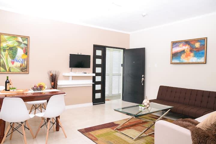 Modern Luxury Apartment in New Kingston w/ Pool