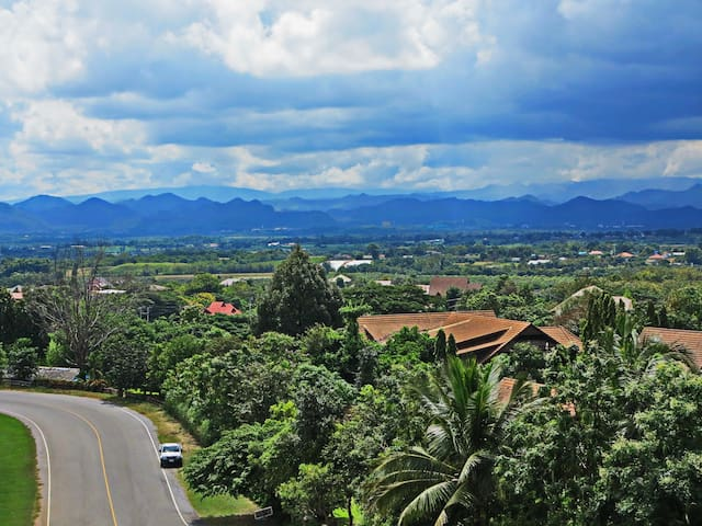 Great panoramic mountain view - Pak Chong