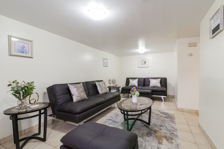 Beautiful apartment,Close TO NYC & Shopping /parks