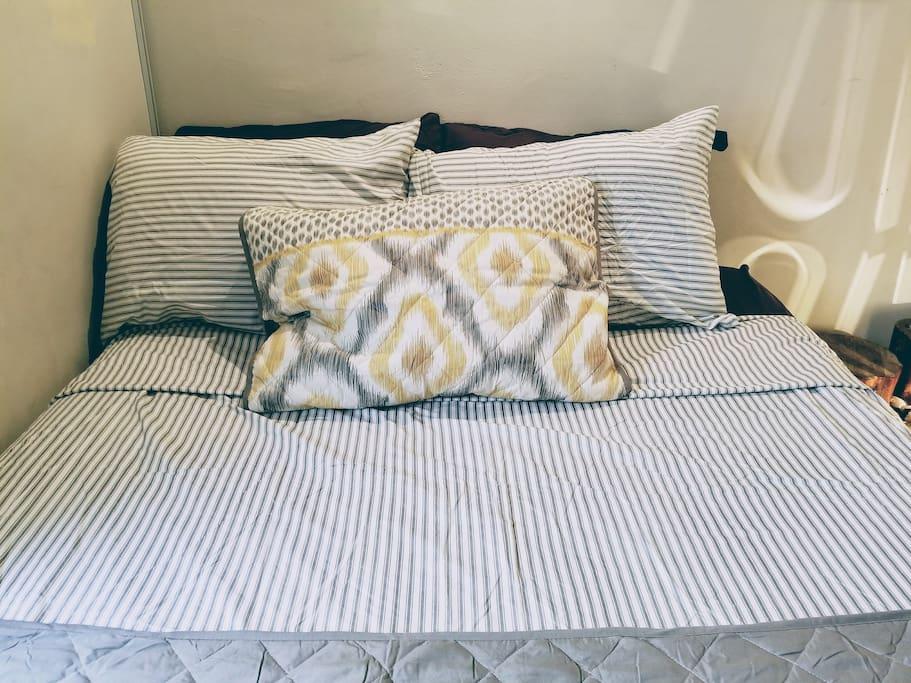 Recamara (2) con dos camas matrimoniales