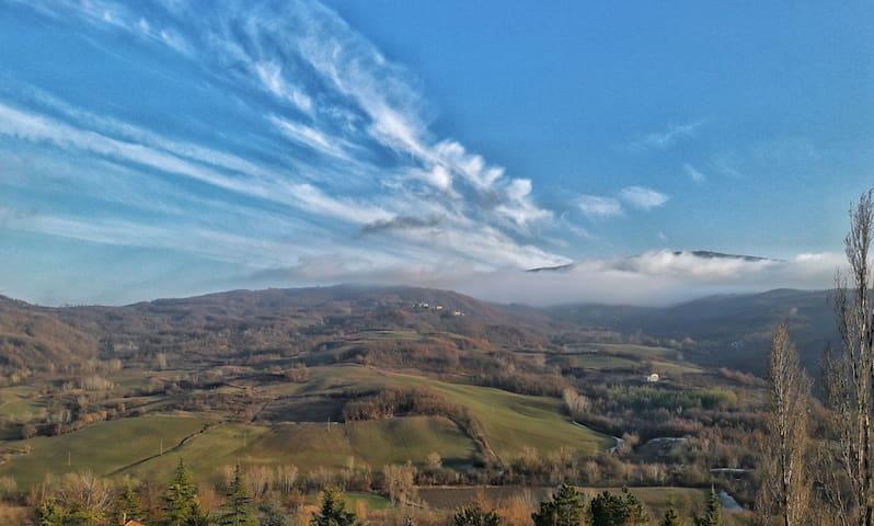 La dimora del Biker - San Sebastiano Curone - Departamento