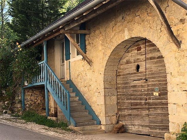 Maison vigneronne