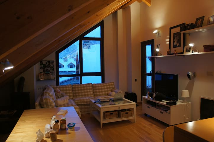 Precioso apartamento en Gavín, cerca de Formigal - Gavín - Byt