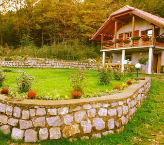 Vineyard cottage Planinc (App) - Rožič Vrh - Appartement