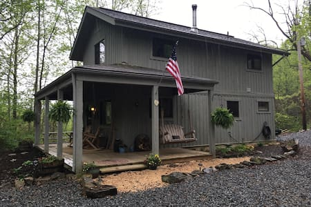 Peaceful Seclusion, 5 Star Cabin! - Lovingston