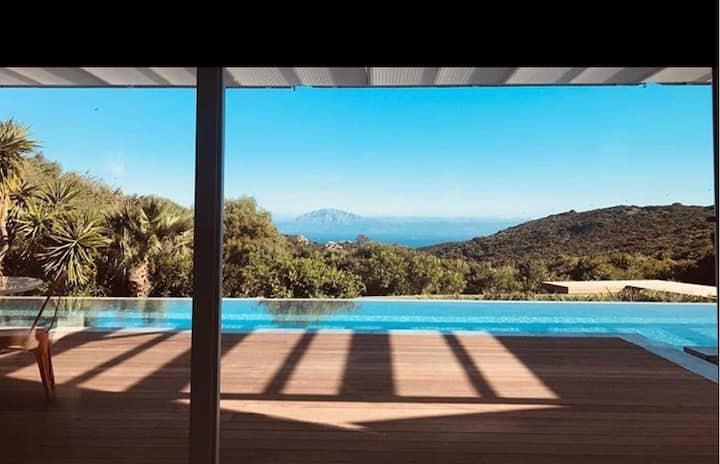 Luxury Eco style house near Tarifa