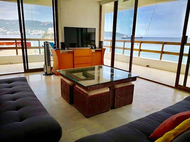 Acapulco!!! Great apartment, excellent location!!!