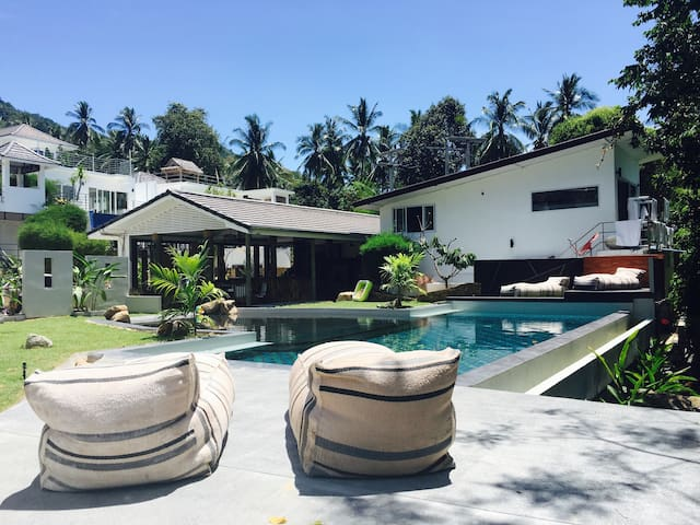 Cosy 1BR+Pool-SeaView-CHAWENG