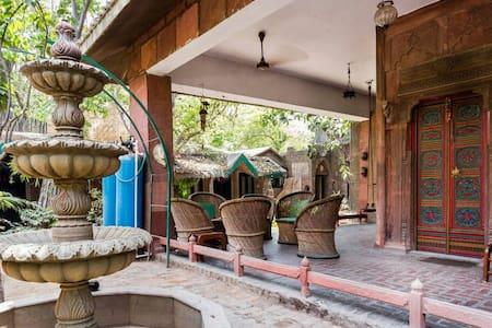 Private room in Heritage Haveli - Villa