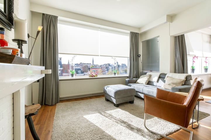 Beautiful apartment in downtown Groningen