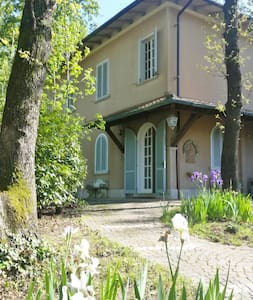 """Appartamento """"la terrazza nel bosco - Bientina - Wohnung"""