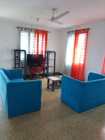 Serene & Calm Shared Apartment in Bamburi Mombasa