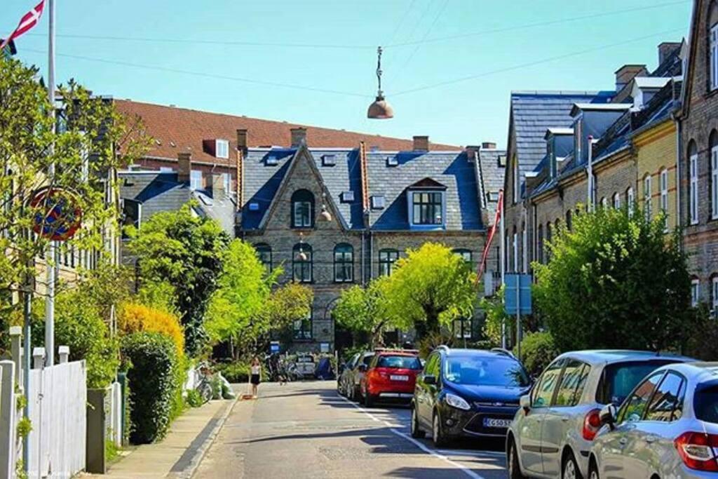 Humleby med hyggelige gader