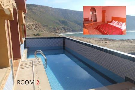 Imsouane Bay Auberge Room 2 - Imsouane - Villa
