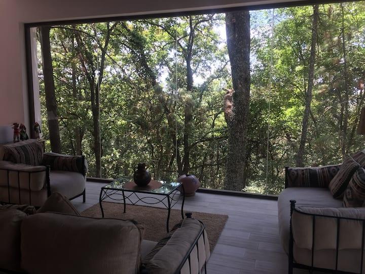 Preciosa casa de campo en medio del Paraíso