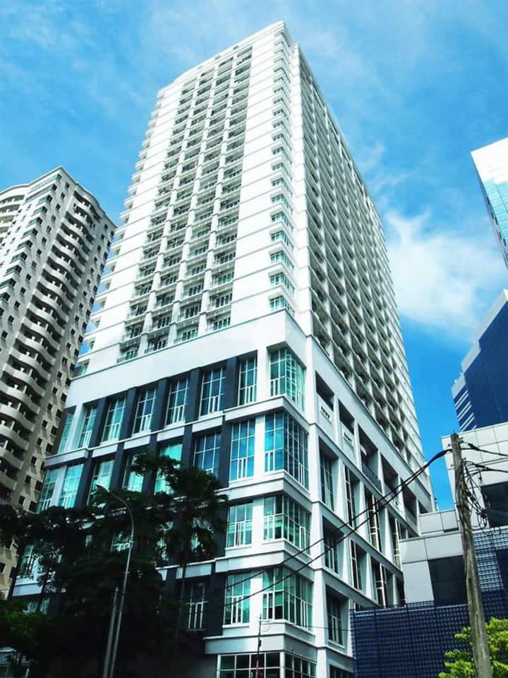 Five Senses Seri Bukit Ceylon . One Bedroom Suite