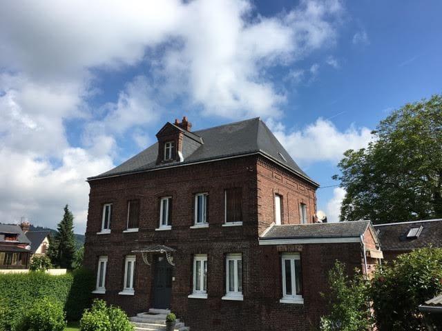 Maison de maître proche Rouen