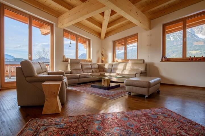 Penthouse Wilder Kaiser by Home2be Kitzbühel