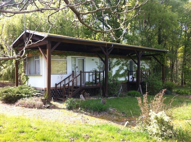 Joli bungalow en pleine nature - La Châtre-Langlin - Bungalow