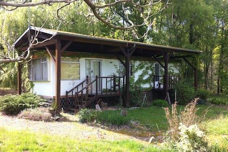Joli bungalow en pleine nature - La Châtre-Langlin