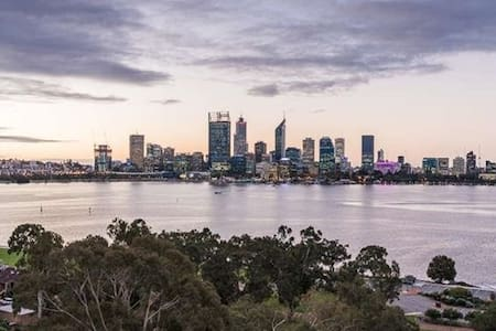 Clifftop Apartment - South Perth - Byt