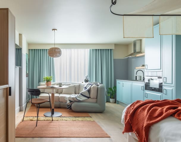 Studio Twin Apartment - Bermonds Locke