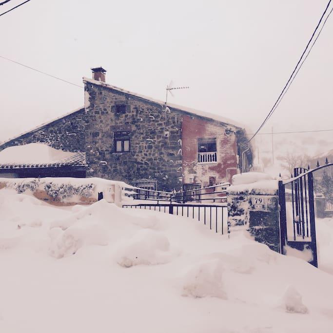 Gran nevada enero 2015