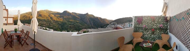 Apartamento Güejar Sierra, Granada. Ski & Trekking