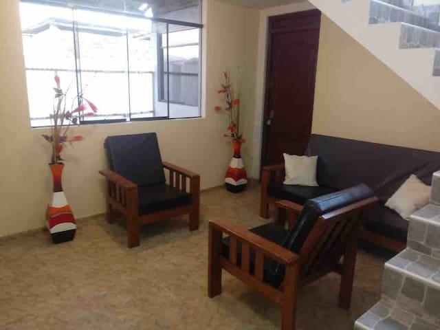 La Colina - Yellow rooms of Cajamarca #2