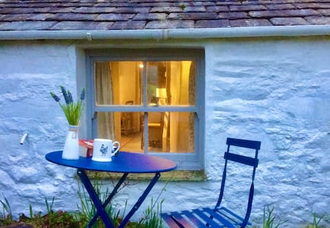A remote, cosy and characterful Lakeland cottage.