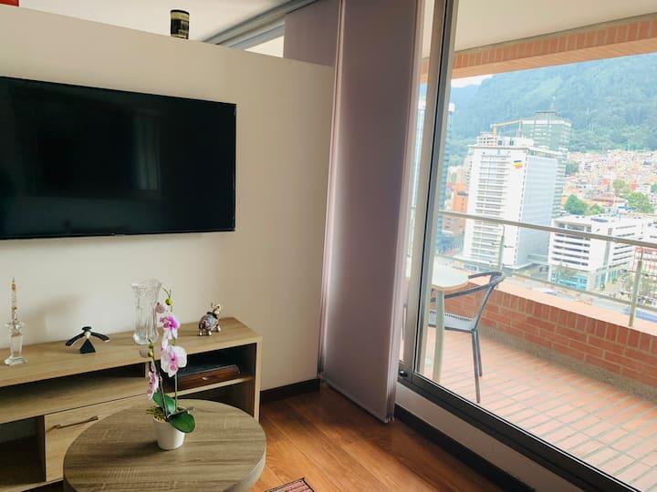 Cozy, modern loft in perfect location