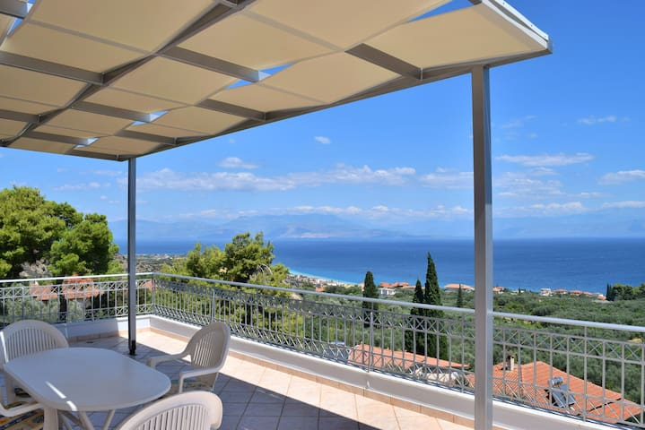 Corinthian Gulf View, Apartment 1