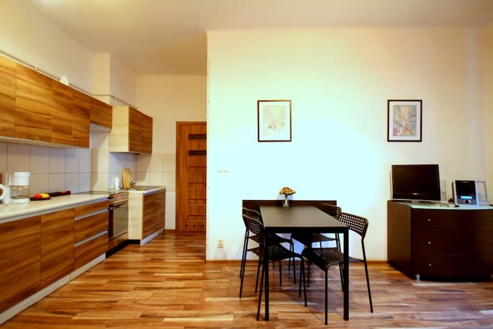 Apartment Premium - Old Town/Kazimierz/Miodowa str.