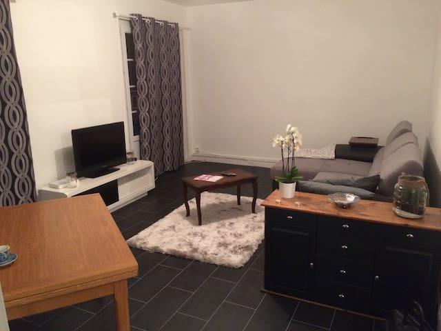 Appartement 65 m2 idéalement situé Calais Nord