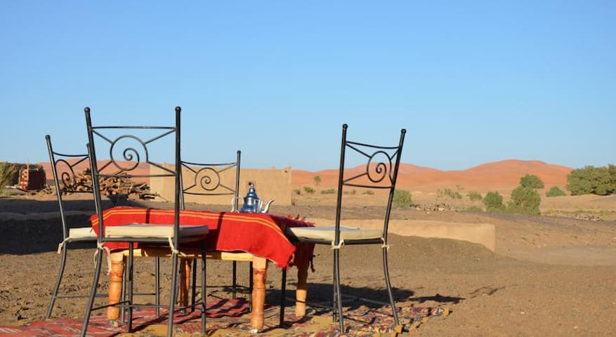 Your Second Home in Merzouga - Merzouga - Bed & Breakfast