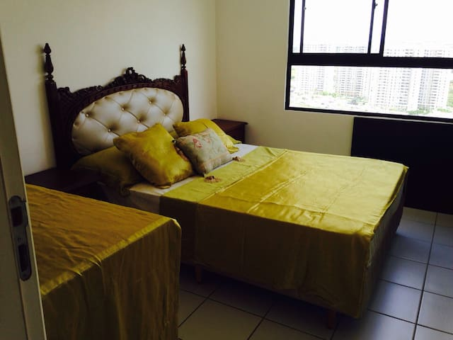 Great and nice apt in Natal-Brazil - Natal - Lägenhet