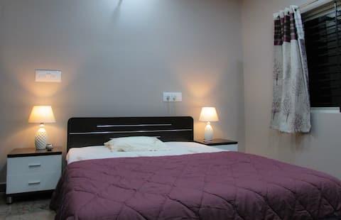 Modern Bed & Bath close to Art of Living Ashram