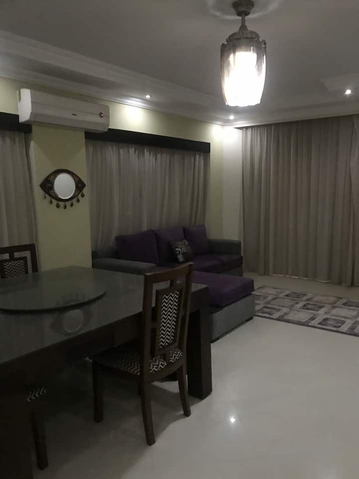 Comfort home at sheikh zayed simple & quiet
