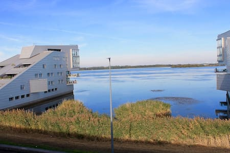 Nice and cosy house with lake view in Holland