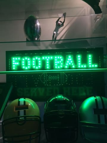 Football served here!