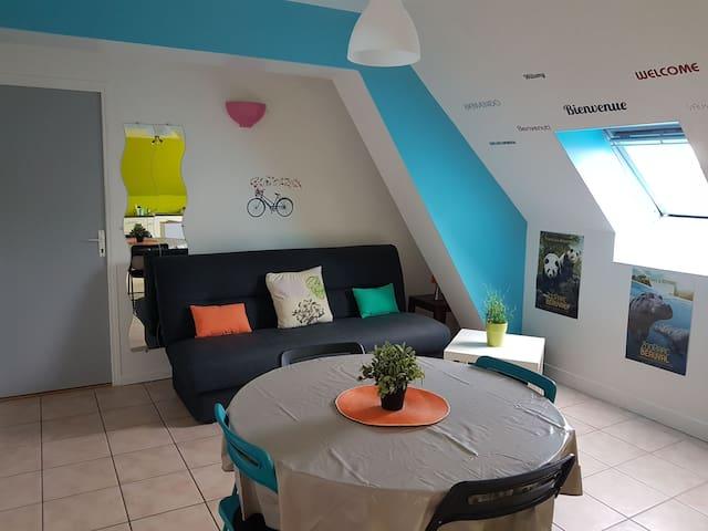 LA Garenne - Chabris - Apartemen