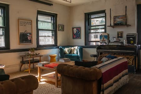 Residency at Bliss Factory's Brooklyn Artist Loft