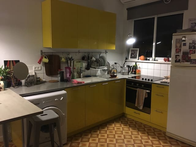 Bright room in the center of Ramat Gan - Ramat Gan - Apartament