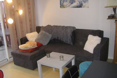 appartement 6 personnes  a st lary village - Saint-Lary-Soulan - Apartment