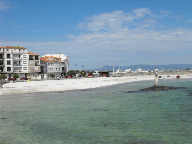 Piso céntrico con vistas al mar