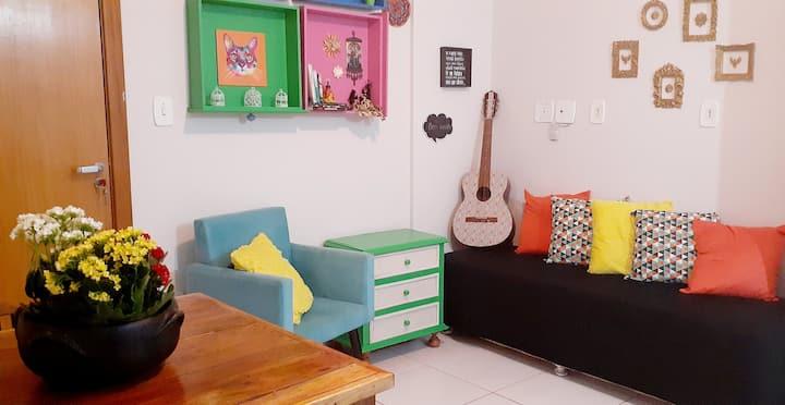 Apartamento Mobiliado Ipê