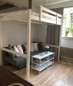 Cozy apartment in central Kalmar