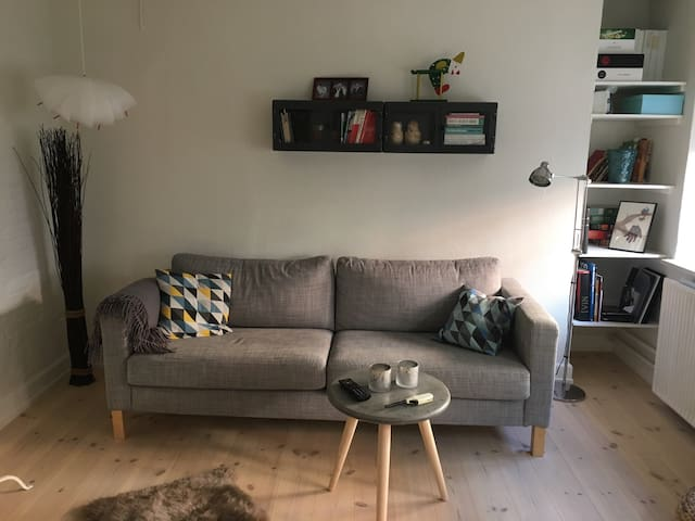 Cozy appartment in central Odense - Odense C - Townhouse