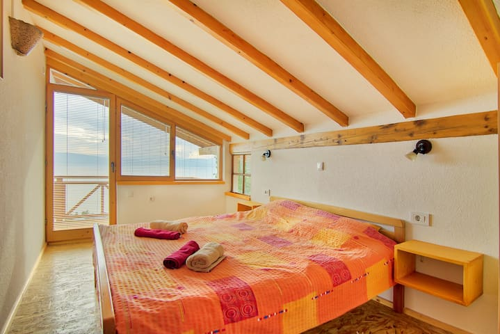 Double room with LAKE VIEW - Paradise Nest